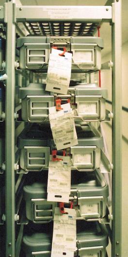 aluminium slide racks